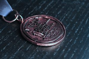 Award Dafni Bronze Medal